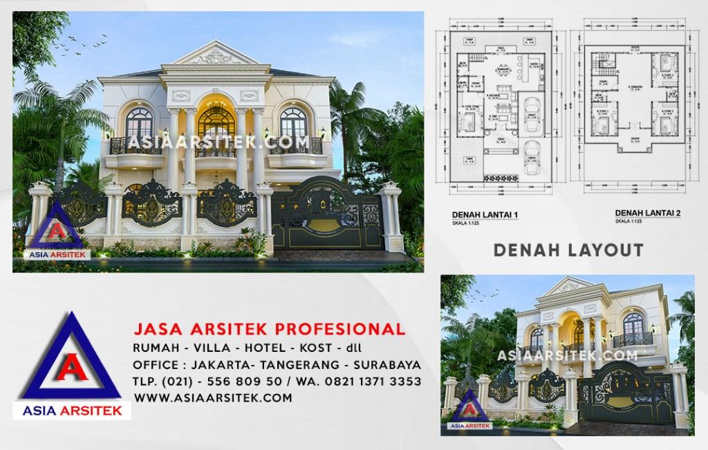 Jasa Arsitek Rumah Klasik Di Depok Jawa Barat