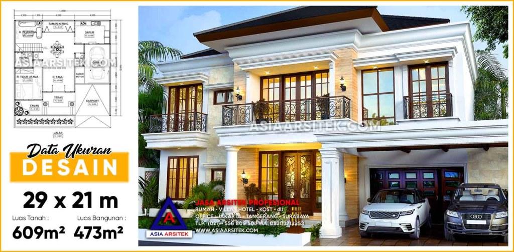 Jasa Arsitek Rumah Di Jatiwarna Bekasi
