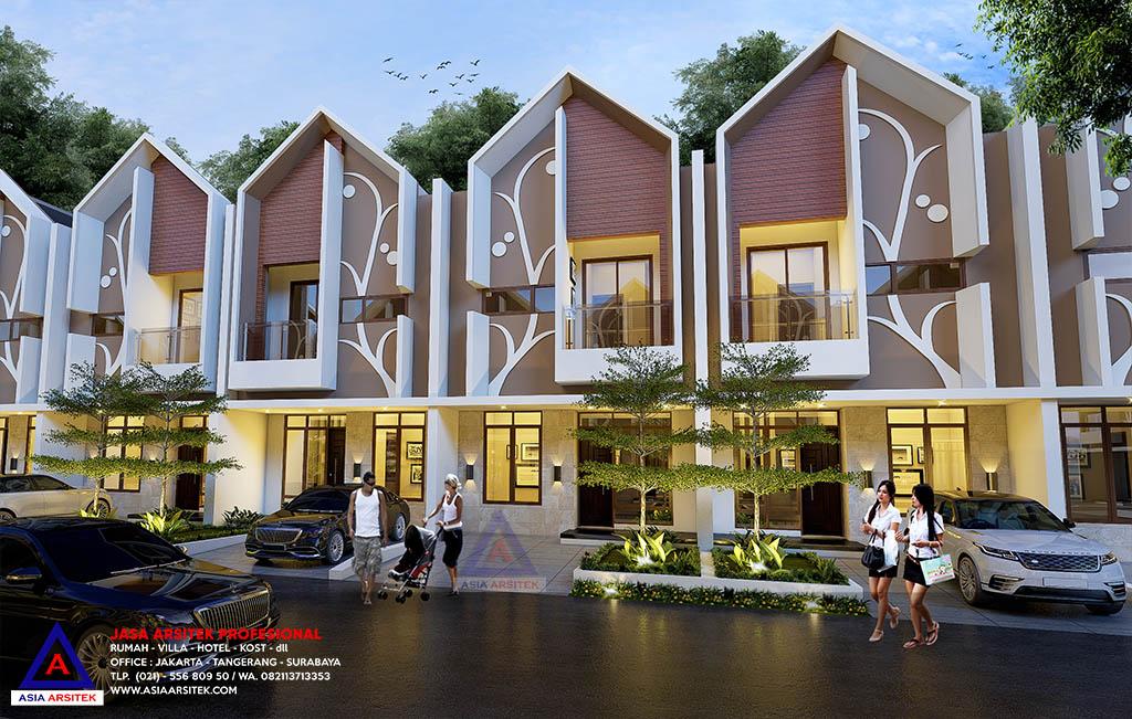 Jasa Arsitek Desain Perumahan Minimalis Type 65 2 Lantai Di Tangerang