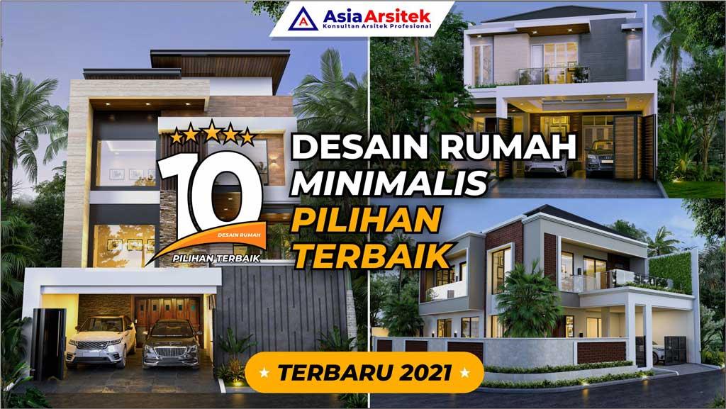 10 Desain Rumah Minimalis Terbaik Terbaru 2021 Dengan Biaya Murah