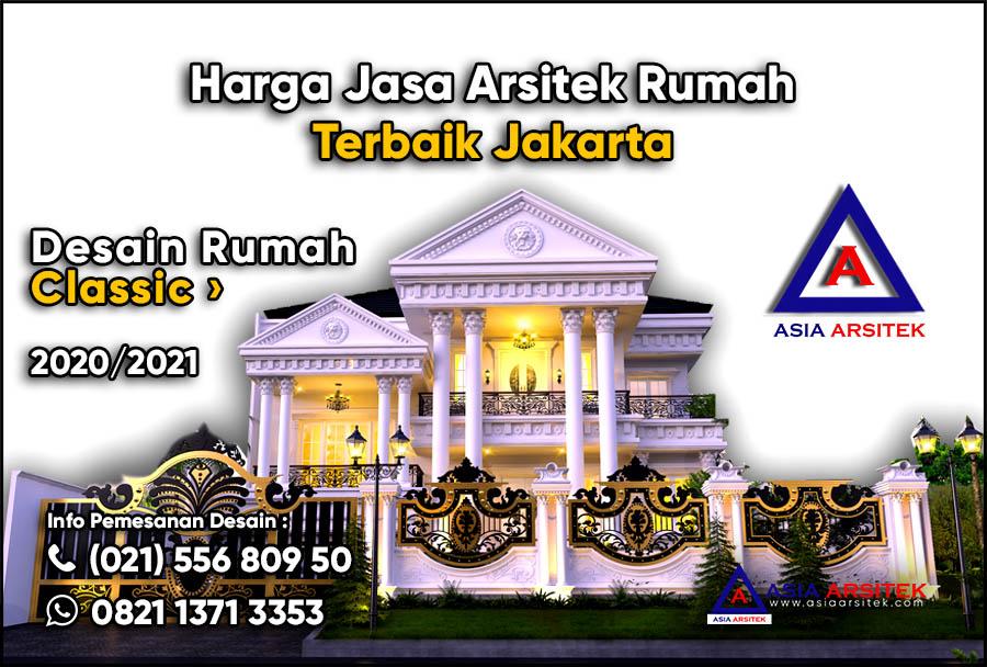 Harga Jasa Arsitek Rumah Terbaik Jakarta 2020 2021