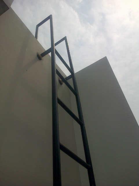 harga besi baja ringan untuk kanopi tangga monyet tm001 | asia bengkel las