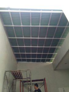 jual baja ringan murah di bogor harga kanopi atap asbes asia bengkel las