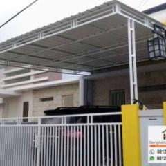 Baja Ringan Vs Asbes Kanopi Alderon Harga Atap Seng