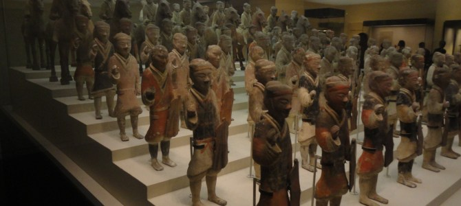 Visiting Beijing's National Museum of China