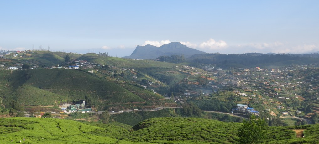 Sri Lanka's hill town of Nuwara Eliya