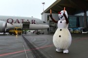 Qatar's daily pax service to St. Petersburg offers 10 tonnes belly hold per week