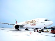 Emirates SkyCargo marks two years of freighter ops to Oslo