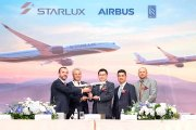 STARLUX Airlines orders 17 A350 XWB aircraft