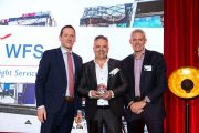 WFS becomes first handler to win BRUcargo Award