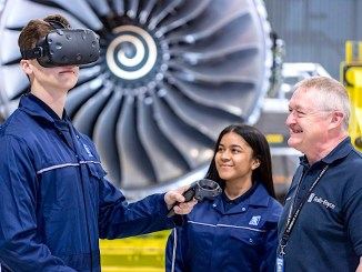 Rolls-Royce new Virtual Reality training tool