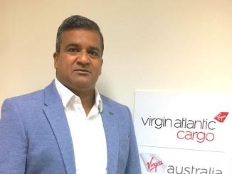 Bosco Dsouza Virgin Atlantic Cargo