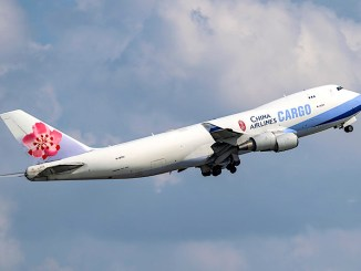 China Airlines Cargo B747F
