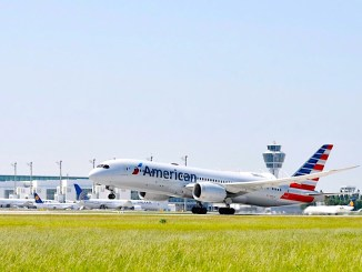 American Airlines Munich Airport