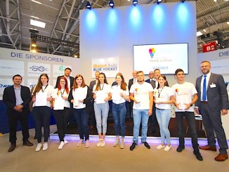 Transport Logistic 2019 think-a-thon winners