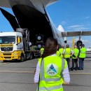 Air Charter Service moves African power plant