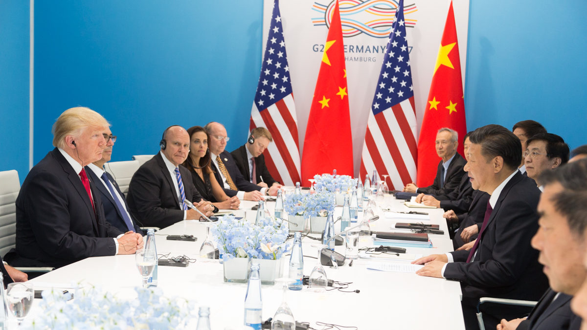 Jamil Anderlini on US-China Strategic Competition - Asia