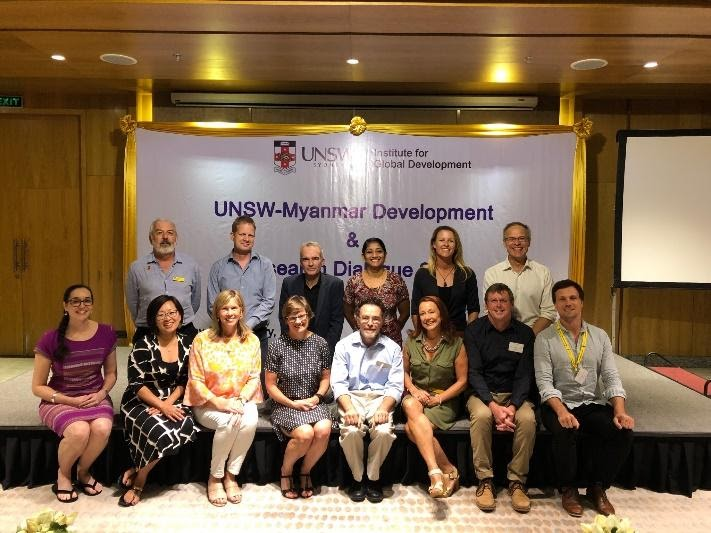 UNSW Myanmar Development and Research Forum