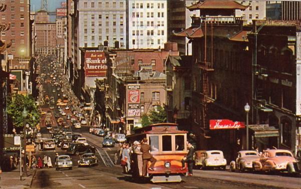 vintage sf street