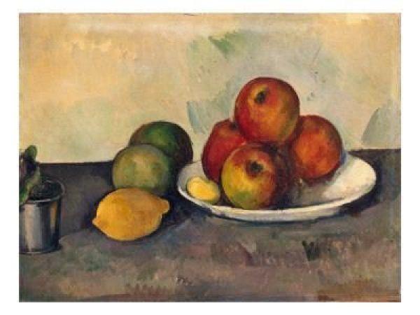 cezanne fruit