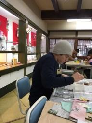 craft making