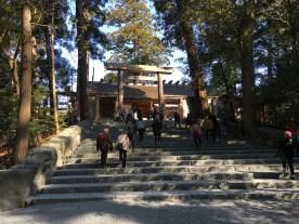 Entrance to the Grand Shrine