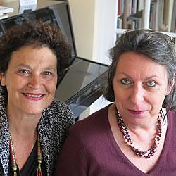 Edith Coron & Anne Garrigue