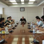 5. SPEAKING TO XINHUA JOURNALISTS IN BEIJING