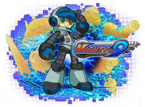 Mighty No 9 Title
