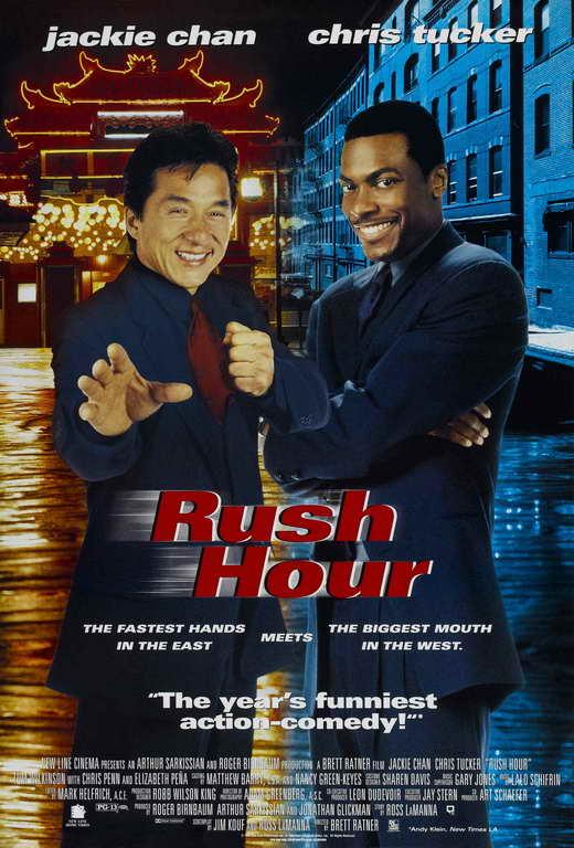 Especial Jackie Chan: A Hora do Rush