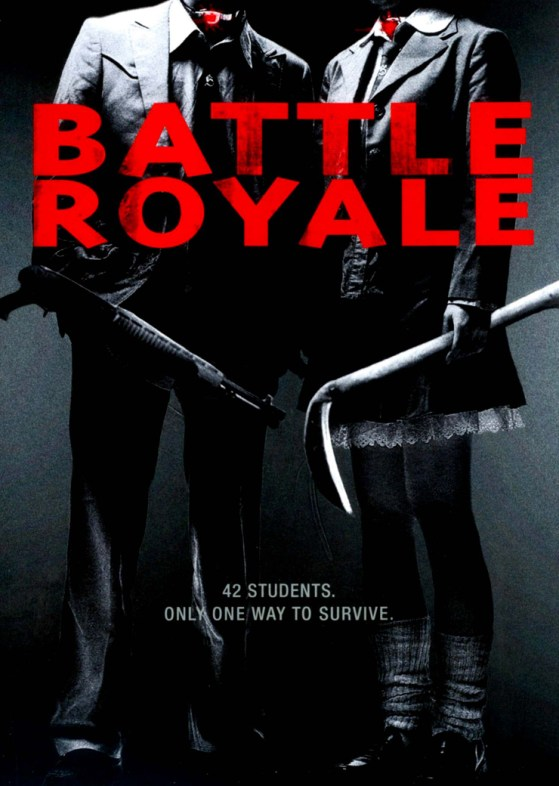 Battle Royale with english subtitles