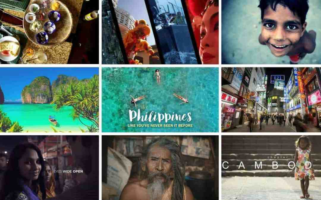 The 10 best travel videos about Asia