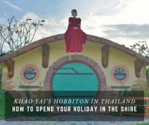 KHAO YAI, hobbiton in thailand