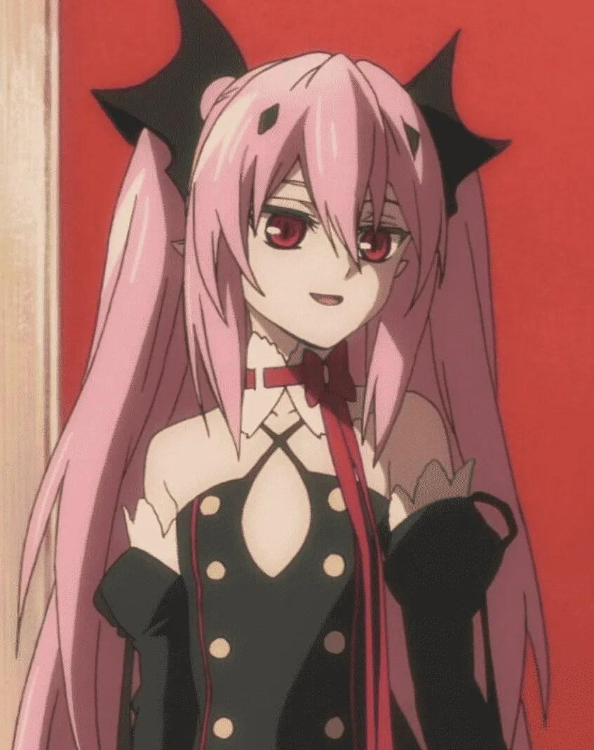 Anime Vampire Girl With Red Hair : anime, vampire, Anime, Vampire, Girls, Shows, Asiana, Circus