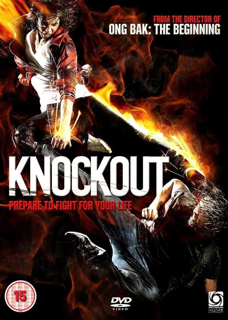 bangkok knockout poster