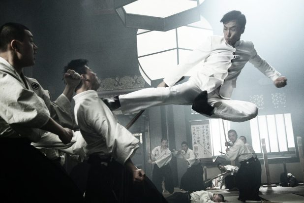 legend of the fist donnie yen