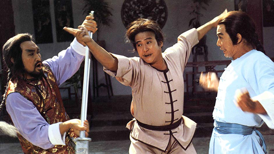 odd couple cast sammo hung