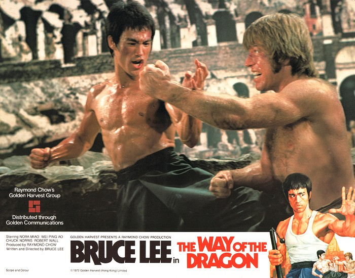 way of the dragon lobby card