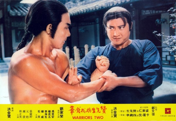 warrriors two sammo hung