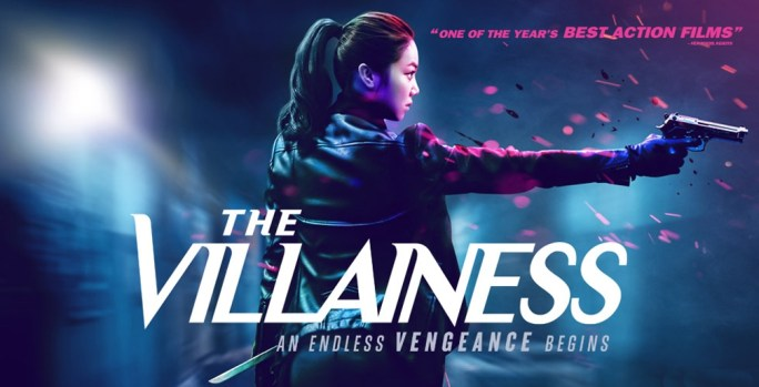 the villainess poster