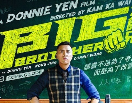 BIG BROTHER DONNIE YEN 2018
