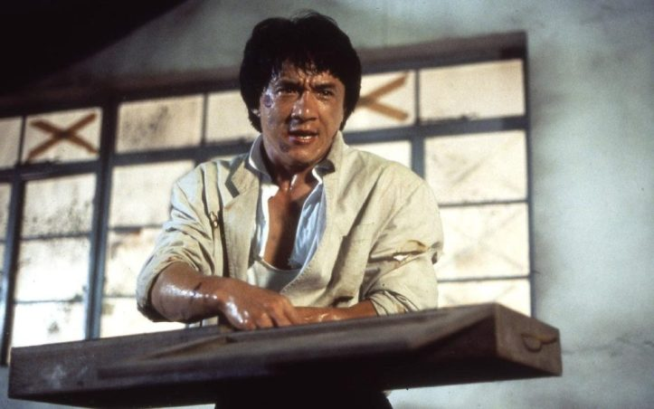 jackie chan police story 2