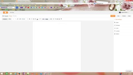 Blogger Backend