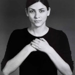 Mahira: portrait from The Home of My Eyes series (2014-2015) by Shirin Neshat