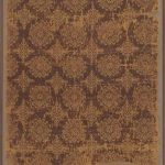 Textile with floral medallions and lozenges, China, mid-Tang dynasty, first half of the 8th century, brocade: woven silk threads, (weft-faced compound twill). Gift of Charles Lang Freer