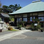 Gyokusenji Temple, the first American Consulate in Japan from 1854-1856