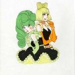 Manga,Princess Jellyfish (Kuragehime), 2008-2017, by Higashimura Akiko (b 1975) © Akiko Higashimura/Kodansha Ltd