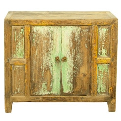 antique-chinese-rustic-blue-green-cabinet-vanity