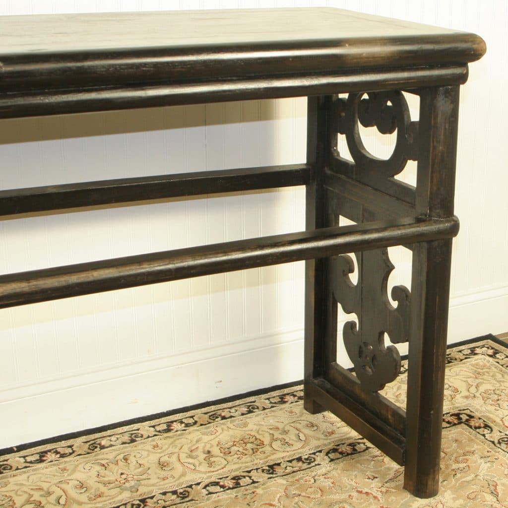 black lacquer sofa table set under 10000 chinese 79 inch long
