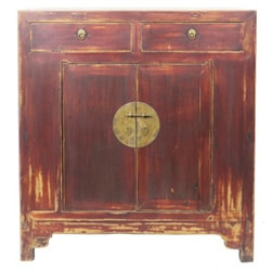 41-inch-wide-antique-chinese-2-door-brown-cabinet